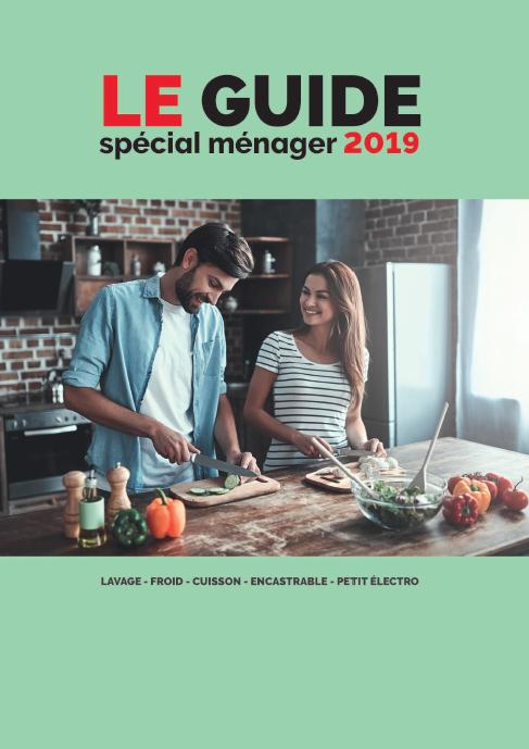 Guide spécial ménager 2019